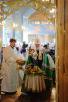 19 августа. Литургия в Никольском кафедральном соборе г. Мурманска