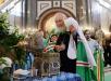21 сентября. Служение в праздник Рождества Пресвятой Богородицы в Храме Христа Спасителя