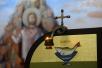 24 января. Собрание Предстоятелей Поместных Православных Церквей в Шамбези. Божественная литургия в храме святого апостола Павла