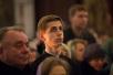 Молебное пение на новолетие в Храме Христа Спасителя в Москве