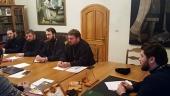 Состоялось заседание совета Координационного центра Синодального отдела по делам молодежи в Южном федеральном округе