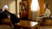 Интервью митрополита Волоколамского Илариона телеканалу «Россия 24»