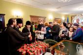 Блаженнейший митрополит Онуфрий благословил представителей Киевского общества незрячих