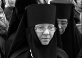 В Белоруссии убита настоятельница Ксениевского монастыря игумения Василисса (Медведь)
