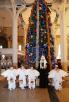 Патриаршая Рождественская елка в Храме Христа Спасителя
