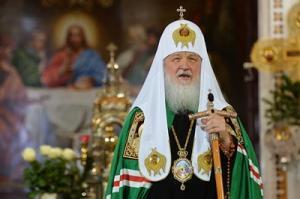 Слово Святейшего Патриарха Кирилла после великой вечерни в праздник Рождества Христова