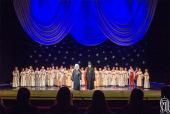 Предстоятель Украинской Православной Церкви возглавил церемонию открытия ежегодного благотворительного праздника «Рождественский вертеп» в Киеве