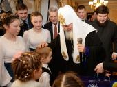 Рождественский праздник в Государственном Кремлевском дворце