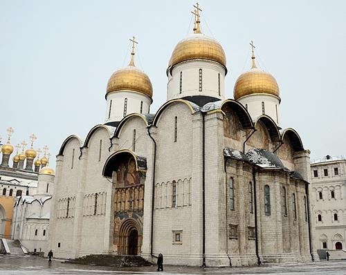 успенский собор московского кремля фото