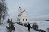 Патриарший экзарх всея Беларуси совершил Литургию в Преображенском соборе города Заславля