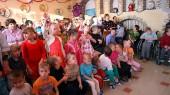 Епископ Карасукский Филипп поздравил с Рождеством воспитанников детских домов и интернатов Новосибирской области