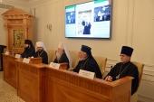 В Общецерковной аспирантуре и докторантуре состоялась презентация книги «Патриарх Кирилл. Мысли на каждый день года»