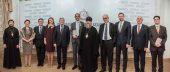 Глава Митрополичьего округа в Республике Казахстан провел рождественскую встречу с послами иностранных государств
