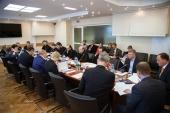 Состоялось итоговое совещание по проведению V Рождественских Парламентских встреч
