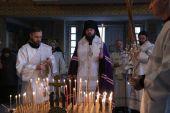 Епископ Бишкекский Даниил совершил литию по погибшим в авиакатастрофе в Киргизии