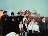 Склад гуманитарной помощи открылся в Ливенской епархии