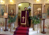Ректор Минской духовной академии совершил визит в Ливан