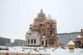 В рамках Рождественских чтений состоится семинар для настоятелей строящихся храмов