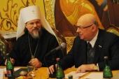 На конференции в Храме Христа Спасителя подведут итоги Программы строительства православных храмов в Москве в 2016 году