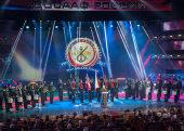 Președintele Departamentului Sinodal pentru relația cu Forțele Armate a felicitat conducerea DOSAAF-ului Rusiei cu prilejul aniversării a 90 de ani de la fondarea societății