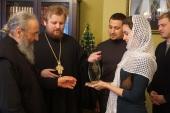 Предстоятель Украинской Православной Церкви благословил организаторов фестиваля «Божьи дети»