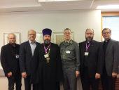 Председатель Синодального отдела по взаимодействию с Вооруженными силами совершил рабочую поездку в Финляндию
