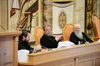 Начался второй день работы пленума Межсоборного присутствия