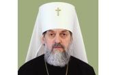 Патриаршее поздравление митрополиту Виленскому Иннокентию с 25-летием архиерейской хиротонии