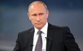 Приветствие Президента РФ В.В. Путина участникам XXV Международных Рождественских чтений