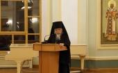 Епископ Орехово-Зуевский Пантелеимон: Христианин не должен отгораживаться от боли других людей