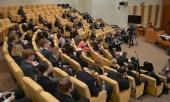 В рамках Рождественских Парламентских встреч прошел круглый стол, посвященный работе с соотечественниками