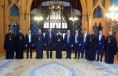 В Министерстве иностранных дел России состоялся ежегодный Рождественский обед с участием официальных церковных представителей