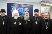 Завершилась работа направления «Церковь и казачество» XXV Международных Рождественских чтений