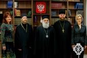 Делегация Русской духовной миссии посещает Кипр