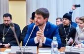 В рамках Рождественских чтений в Государственной Думе прошел круглый стол «Православие и спорт»