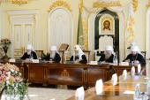 Состав Межсоборного присутствия на 2014-2018 годы по комиссиям (от 30.01.17)