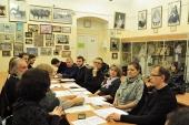 Концепцию перевода Библии на русский жестовый язык обсудили в Москве