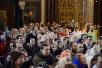 Патриаршее служение в праздник Собора новомучеников и исповедников Церкви Русской. Хиротония архимандрита Сергия (Телиха) во епископа Маардуского
