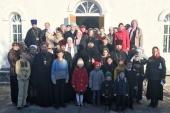 Архиепископ Пятигорский Феофилакт посетил приходы Русской Православной Церкви в Туркменистане