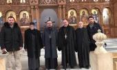 Представитель Русской Православной Церкви при Антиохийском Патриархе совершил молебен в Алеппо