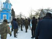 Раскольники захватили храм Украинской Православной Церкви в селе Котюжины Тернопольской области