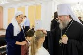 Многодетные семьи Астанайской епархии удостоены церковных наград
