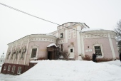В Казани состоялась церемония передачи Церкви храма, настоятелем которого был Патриарх Гермоген