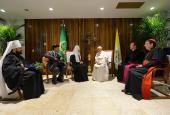 В.Р. Легойда: Встреча Патриарха Кирилла и Папы Римского придала новый импульс христианскому свидетельству