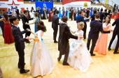 В Оренбурге состоялся Сретенский молодежный бал