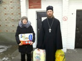 Акция «Православная молодежь ― детям» прошла в Чите