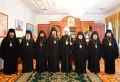 Состоялось первое в 2017 году заседание Синода Православной Церкви Молдовы