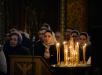 Патриаршее служение в Неделю мясопустную в Храме Христа Спасителя в Москве