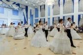 В Астане состоялся V Сретенский молодежный бал