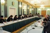 Відбулося перше засідання робочої групи представників Руської Православної Церкви та Римо-Католицької Церкви Італії в рамках російсько-італійського Форуму-діалогу по лінії громадянських суспільств